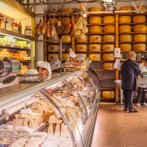Ostekutter i Livorno - Dolcevita.no