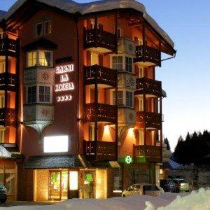 Hotel Garni La Roccia