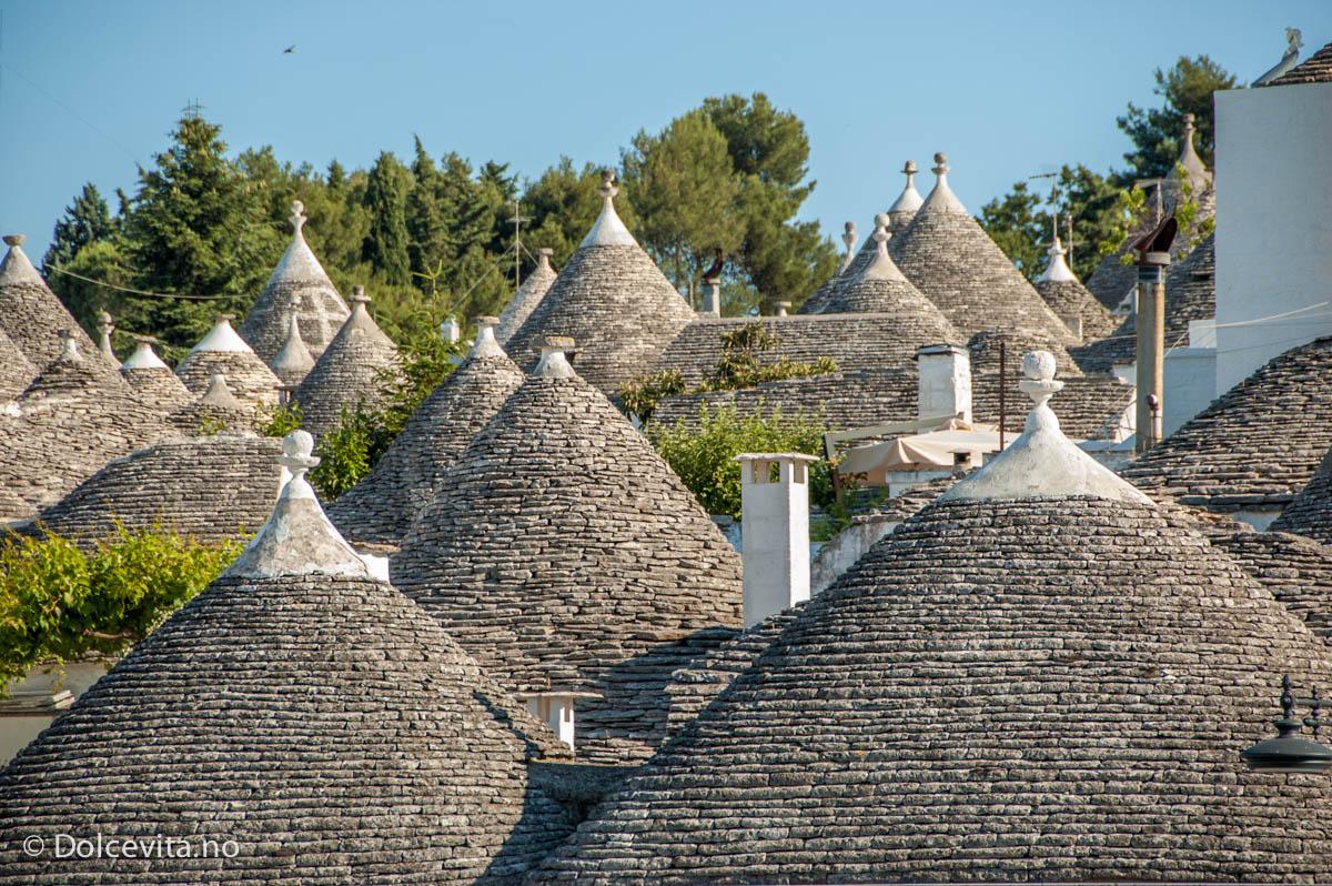 Alberobello - Dolcevita.no