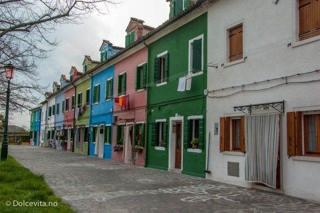 Burano - Murano - Dolcevita.no