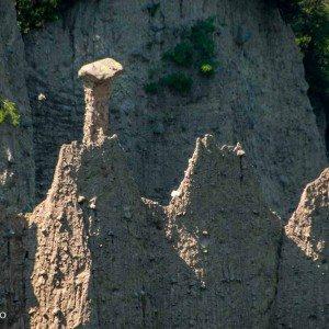 Segonzano Pyramidene - Dolcevita.no