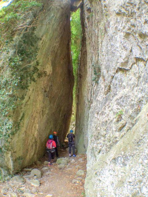 Via Ferrata - Rio Sallagoni- Dolcevita.no