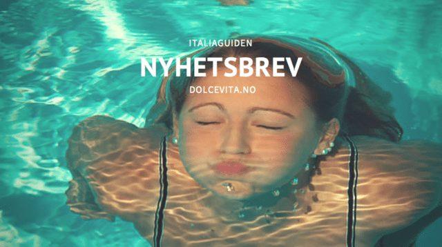 Nyhetsbrev - Dolcevita.no